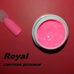 Гель-краска Royal 5г яркая розовая