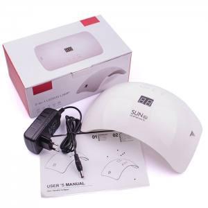 Лампа UV LED SUN 8s для маникюра и педикюра, 48W