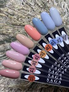 База цветная Saga Color осенняя коллекция 30мл