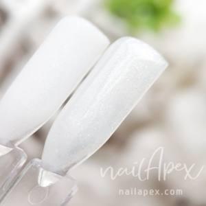Гель-лак Nailapex №40 6мл Milk&Shimmer Молочный з шиммером