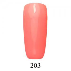 Гель-лак Adore Professional № 203  розовый фламинго  7,5 мл