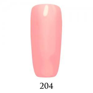 Гель-лак Adore Professional № 204  персиковый бутон 7,5 мл