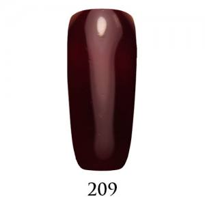 Гель-лак Adore Professional № 209  виноградное вино  7,5 мл