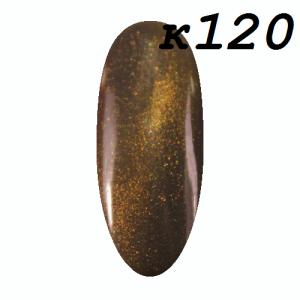 Гель-лак DIS кошачий глаз 7.5мл №120