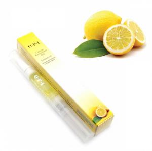 Масло для кутикулы OPI в ручке 7.5мл лимон