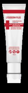 Лизодерм Плюс - крем на жирной основе для рук и тела, 75 мл