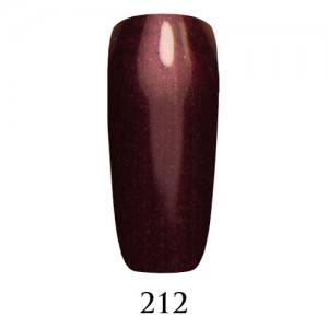 Гель-лак Adore Professional № 212  инжир с шиммером 7,5 мл