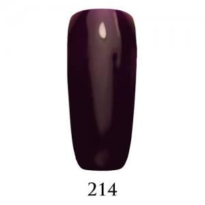 Гель-лак Adore Professional № 214 чернично-фиолетовый 7,5 мл