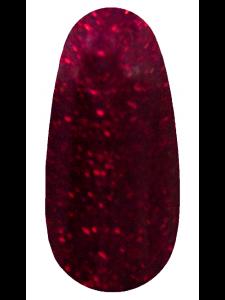 Гель лак Kodi Basic Collection 8 мл SH220 насыщенный красный шиммер