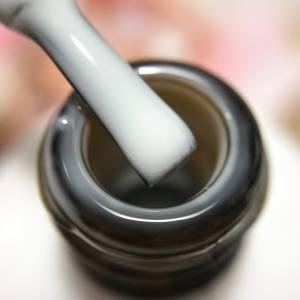 Гель-лак Opium 8мл №221 молочно-серый