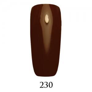 Гель-лак Adore Professional № 230   шоколадный 7,5 мл