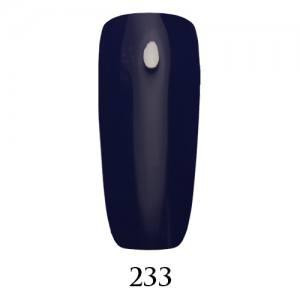 Гель-лак Adore Professional № 233  полуночно-синий  7,5 мл