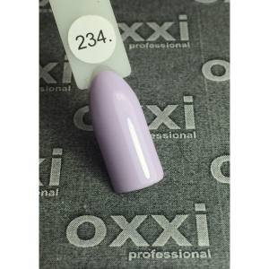 Гель-лак OXXI Professional №234 (светло-сиреневый), 8 мл