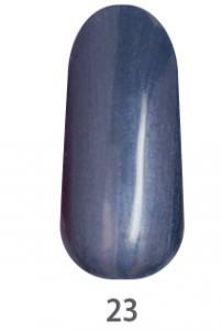 Гель-краска для ногтей My Nail №23 сизый с микроблеском