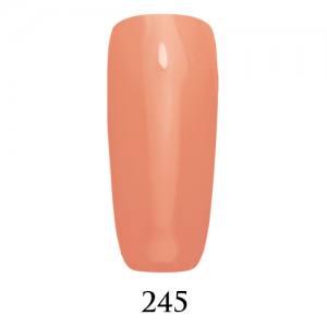 Гель-лак Adore Professional 7,5 мл №245 нежный розово-персиковый