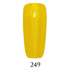 Гель-лак Adore Professional 7,5 мл №249 желтый