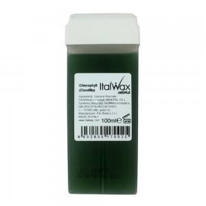 Воск кассетный ItalWax Хлорофилл 100 мл