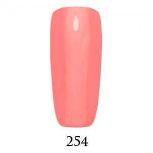 Гель-лак Adore Professional 7,5 мл №254 пастельный лососево-розовый
