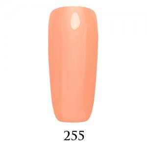 Гель-лак Adore Professional 7,5 мл №255 пастельный розово-персиковый