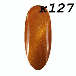 Гель-лак DIS кошачий глаз 7.5мл №127