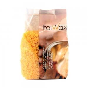 Воск в гранулах ItalWax горячий Натурал