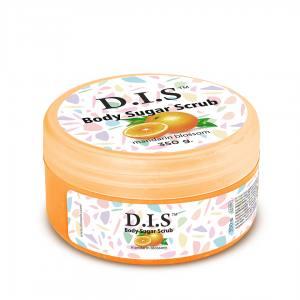 Сахарный скраб для тела DIS Nails 350г Mandarin Blossom