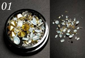 Набор декора Opal №1