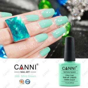 Гель-лак Canni №208 мохито