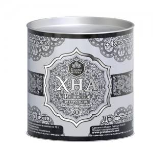 Хна черная для бровей от GRAND Henna, 30 г