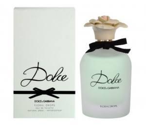Женская туалетная вода Dolce & Gabbana Dolce Floral Drops 75 мл.