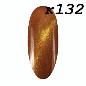 Гель-лак DIS кошачий глаз 7.5мл №132