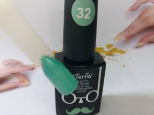 Гель-лак Tertio Baffo 10мл №32 тифани