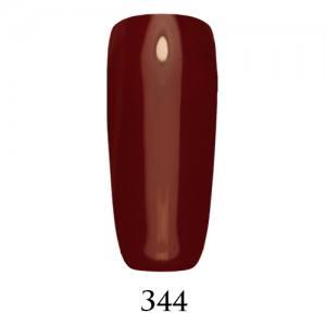 Гель-лак Adore Professional 7,5 мл №344 бургунди