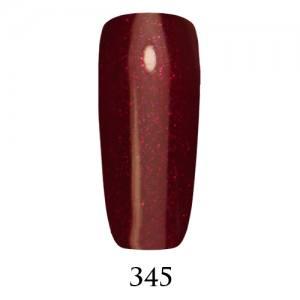 Гель-лак Adore Professional 7,5 мл №345 красная груша с микроблеском