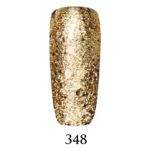 Гель-лак Adore Professional 7,5 мл №348 искристое шампанское