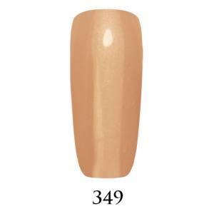 Гель-лак Adore Professional 7,5 мл №349 блестящий миндаль