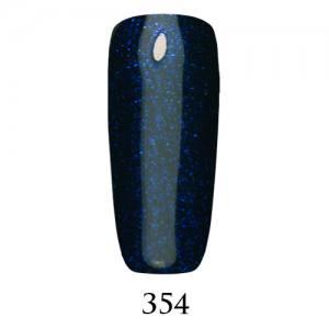 Гель-лак Adore Professional 7,5 мл №354 Саргассово море с микроблеском