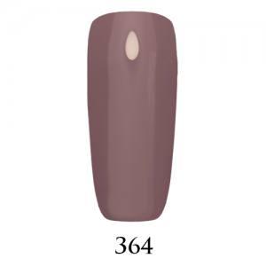 Гель-лак Adore Professional 7,5 мл №364 дымчато серо-лиловый