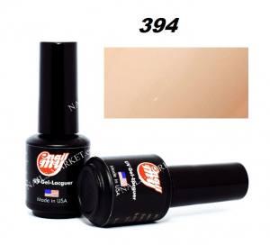 Гель-лак My Nail 8мл №394 светлый абрикосовый, эмаль