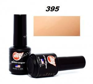Гель-лак My Nail 8мл №395 абрикосовый, эмаль