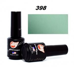 Гель-лак My Nail 8мл №398 мятный, эмаль