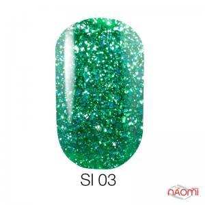 Гель-лак Naomi Self Illuminated SI 3, 6 мл