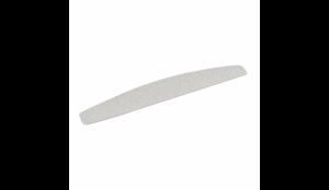 Сменный файл Kodi Полумесяц 100 грит (цвет: серый; размер: 180/30 мм), 50шт/уп
