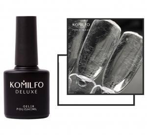 База для ногтей с нейлоновыми волокнами Komilfo Fiber Base  8 мл