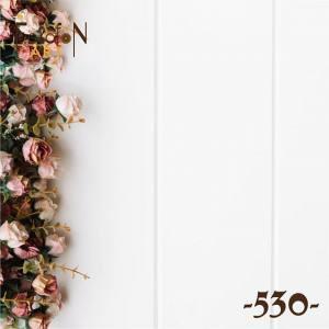 Фотофон виниловый 30см/30см Розы на светлом дереве №530
