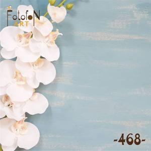 Фотофон виниловый 30см/30см Орхидея №468