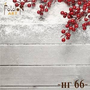 Фотофон виниловый 30см/30см Новый год №66