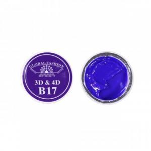 Гель 4D Global Fashion для лепки,  B17