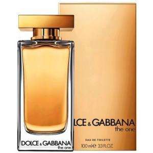 Женская туалетная вода Dolce&Gabbana The One 100 мл