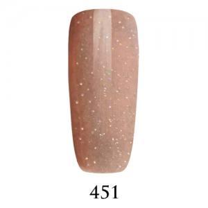 Гель-лак Adore Professional 7,5 мл №451 Сорбет папайя